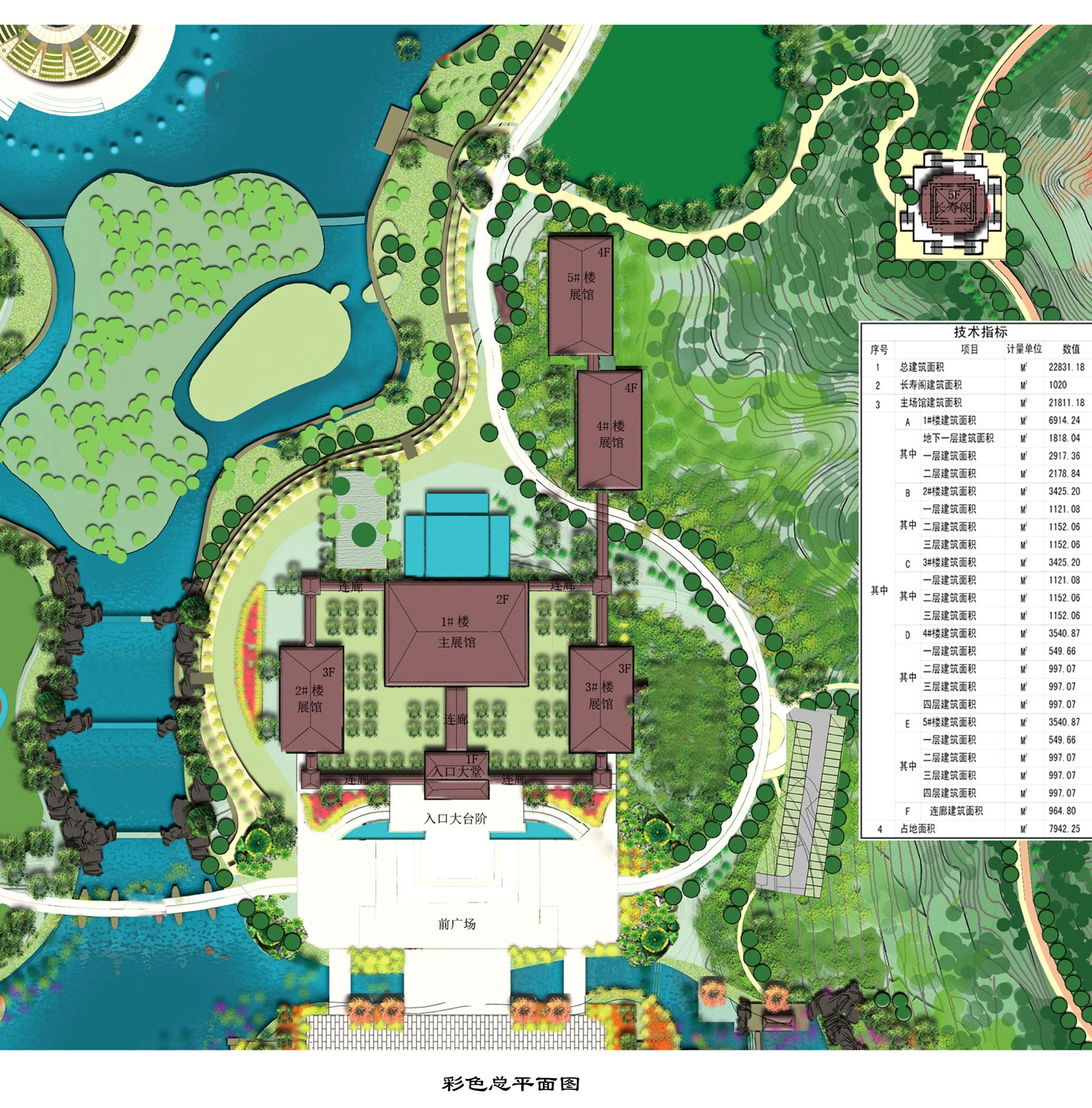 长寿阳鹤山片区规划图