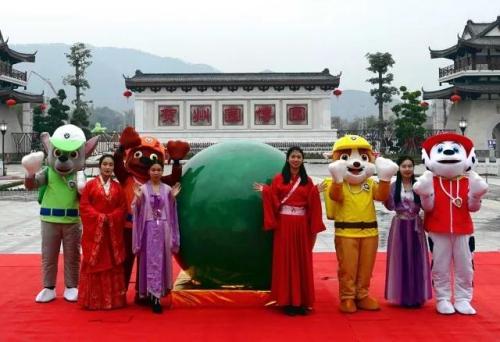 春节出游去哪里?园博园、黄姚古镇、黄姚花海、南山茶海、桂江、姑婆山、玉石林!