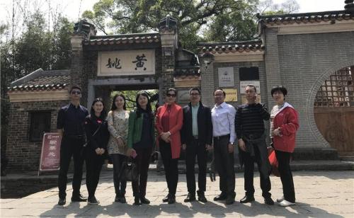 华南五市旅游联盟2018年度联席会议在贺州召开