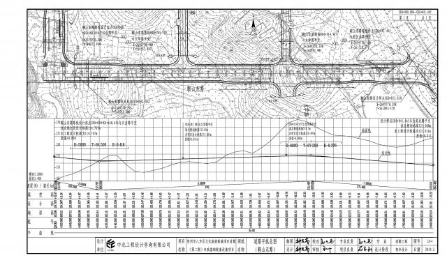 3-2、鞍山东路平纵总图.jpg
