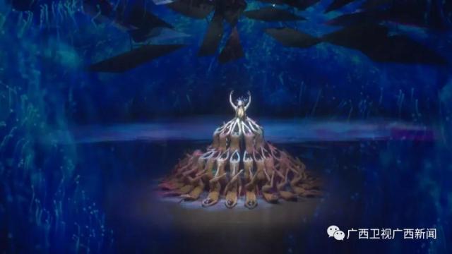 大型原创民族舞剧《花界人间》精彩亮相贺州市文化艺术中心