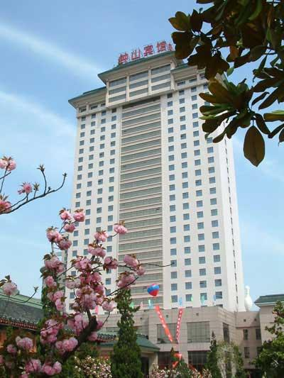 贺州钟山大酒店