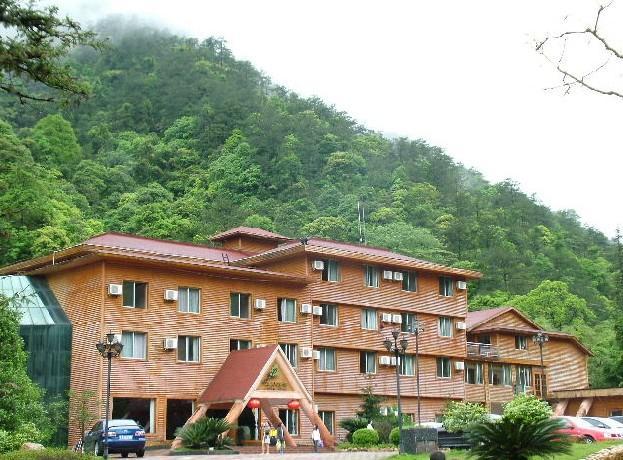 贺州姑婆山森林宾馆