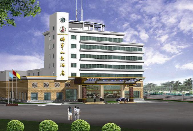 贺州将军山大酒店