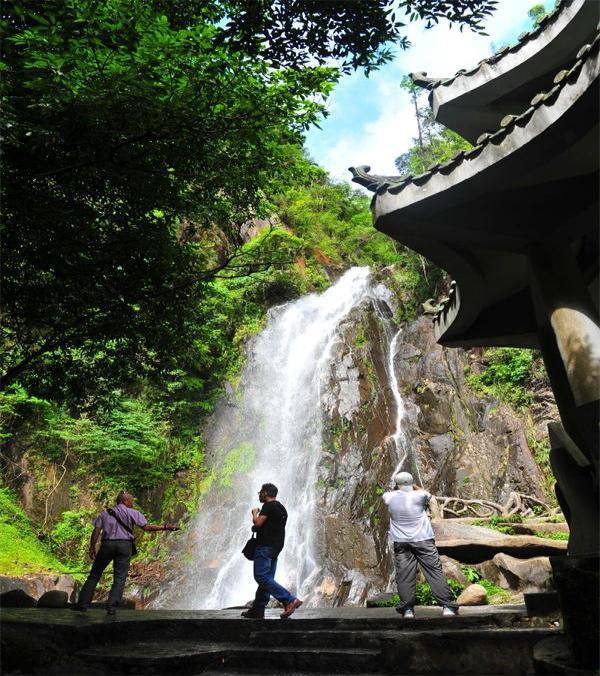 姑婆山国家森林公园_贺州旅游景点_贺州市旅游发展